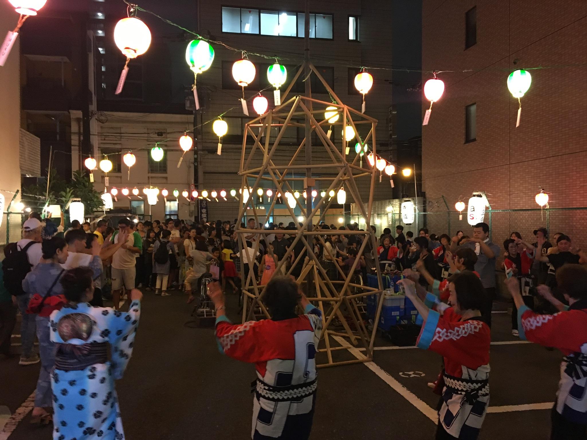 夏の最後の思い出作り☆地元のお祭りにスタッフとして参加してきました!