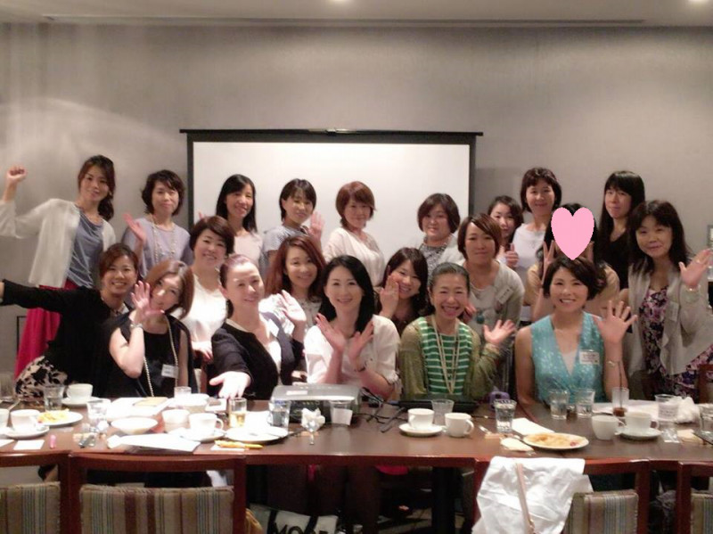 10/28東京でも開催!刺激いっぱい女性交流ランチ会に行ってきました!