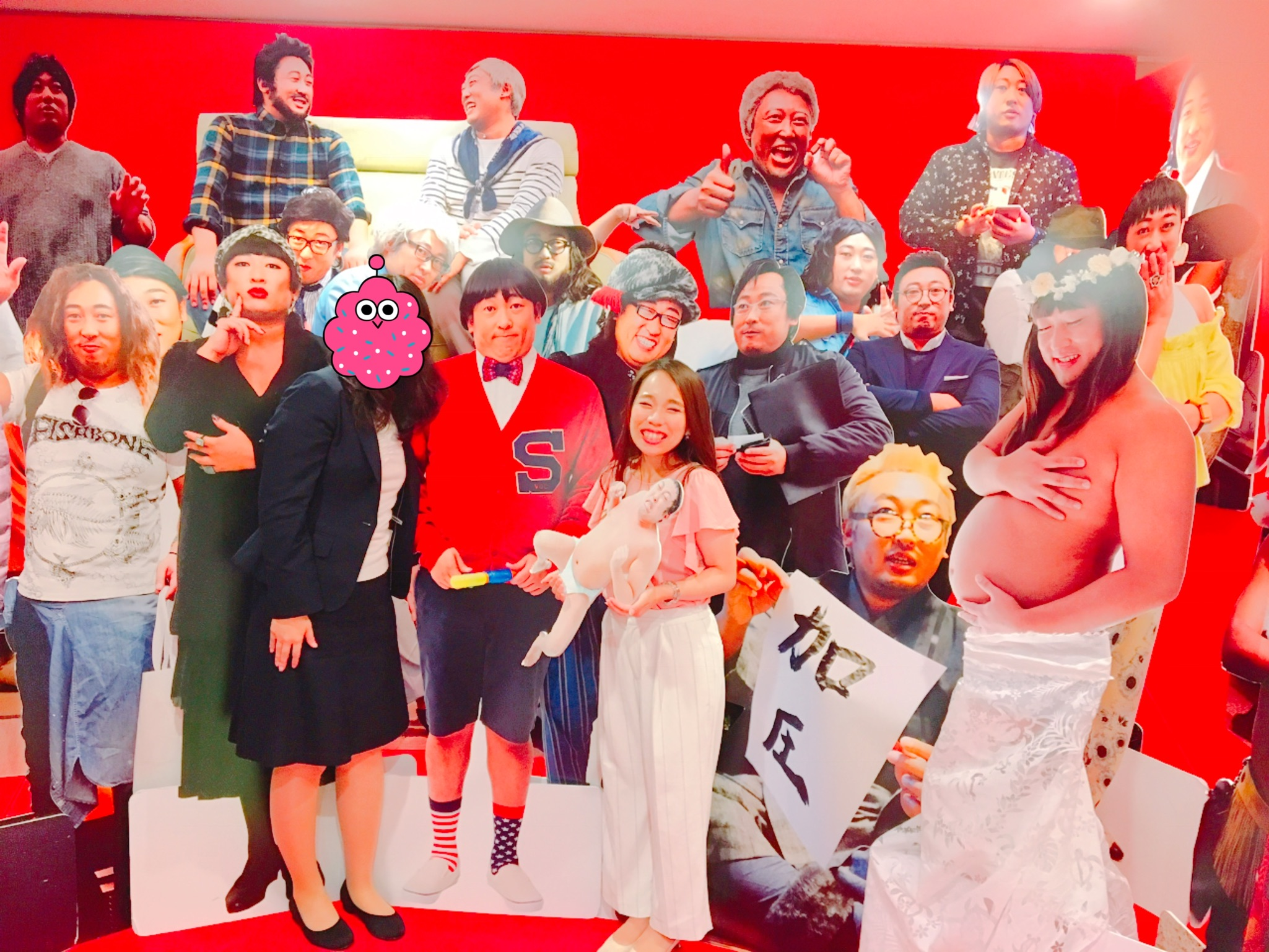 念願のクリエイターズファイル【福岡PARCO】