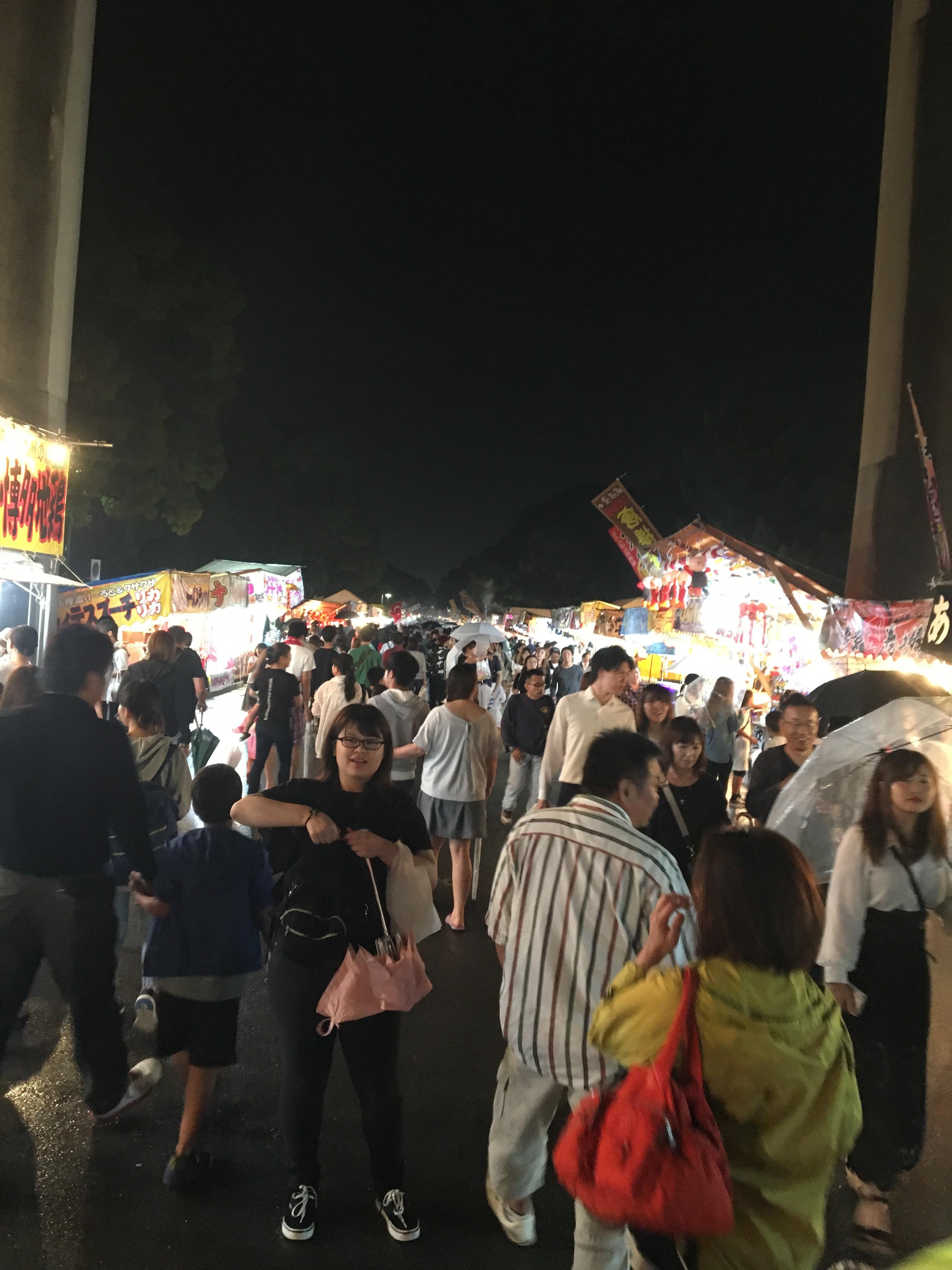 【占い】放生会【祭り】