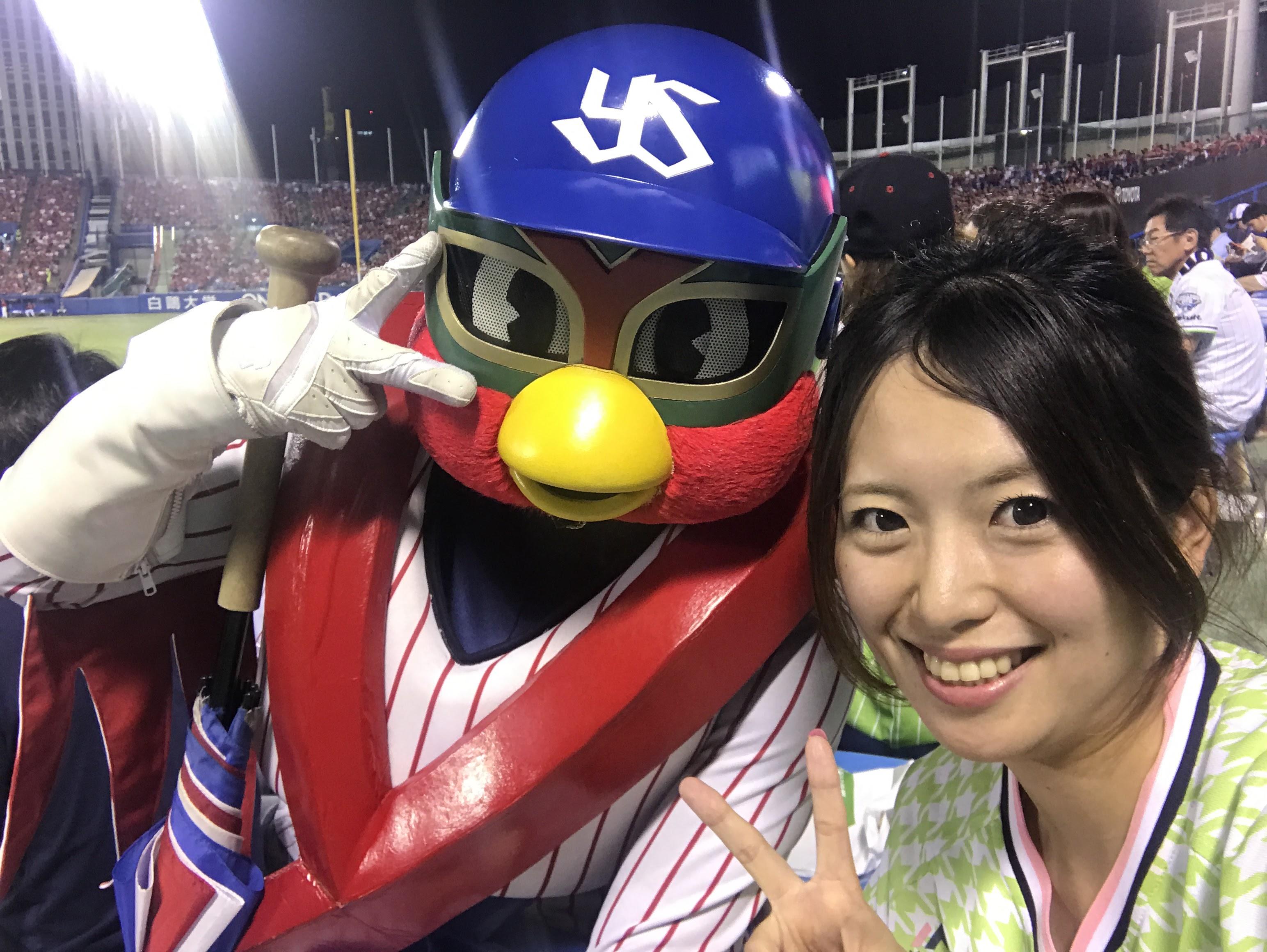神宮球場に集合~!!みんな大好き生ビールが半額以下!?!?