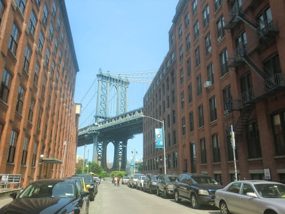 秋空の下でブルックリンをお散歩~♪【NY一人旅】