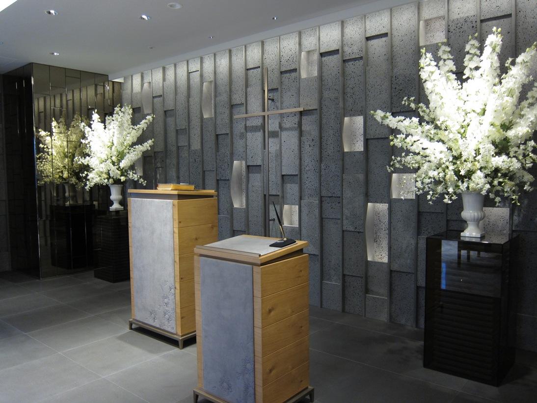スイスホテル南海大阪のチャペル「ジュール」9月リニューアルオープン