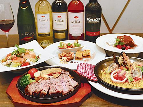 スペイン料理&ワインCAVAL(カヴァル)博多シティ店