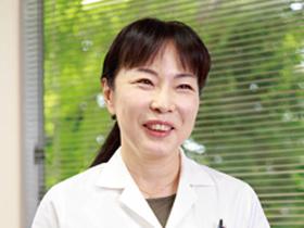 上白根病院 副院長 大矢直子さん(54歳)