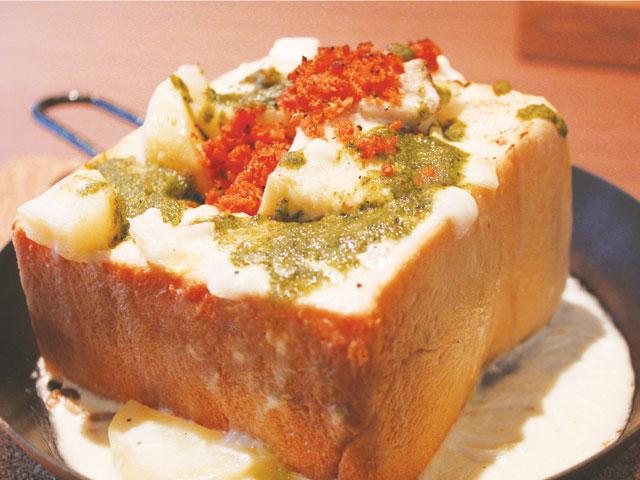 「角食グラタン」がオススメのCoffee Sorella~di Nakajima-gumi