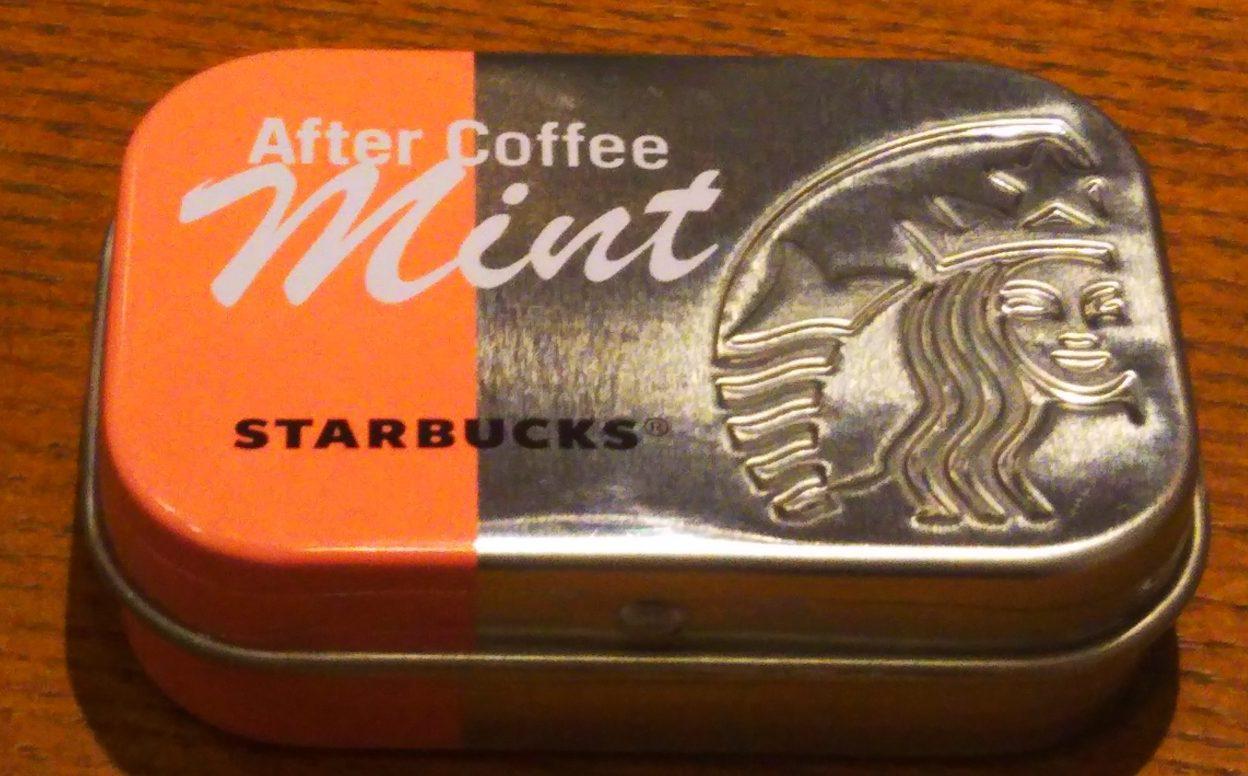 【スタバ】思わず買い!新作アフターコーヒーミントはピンク