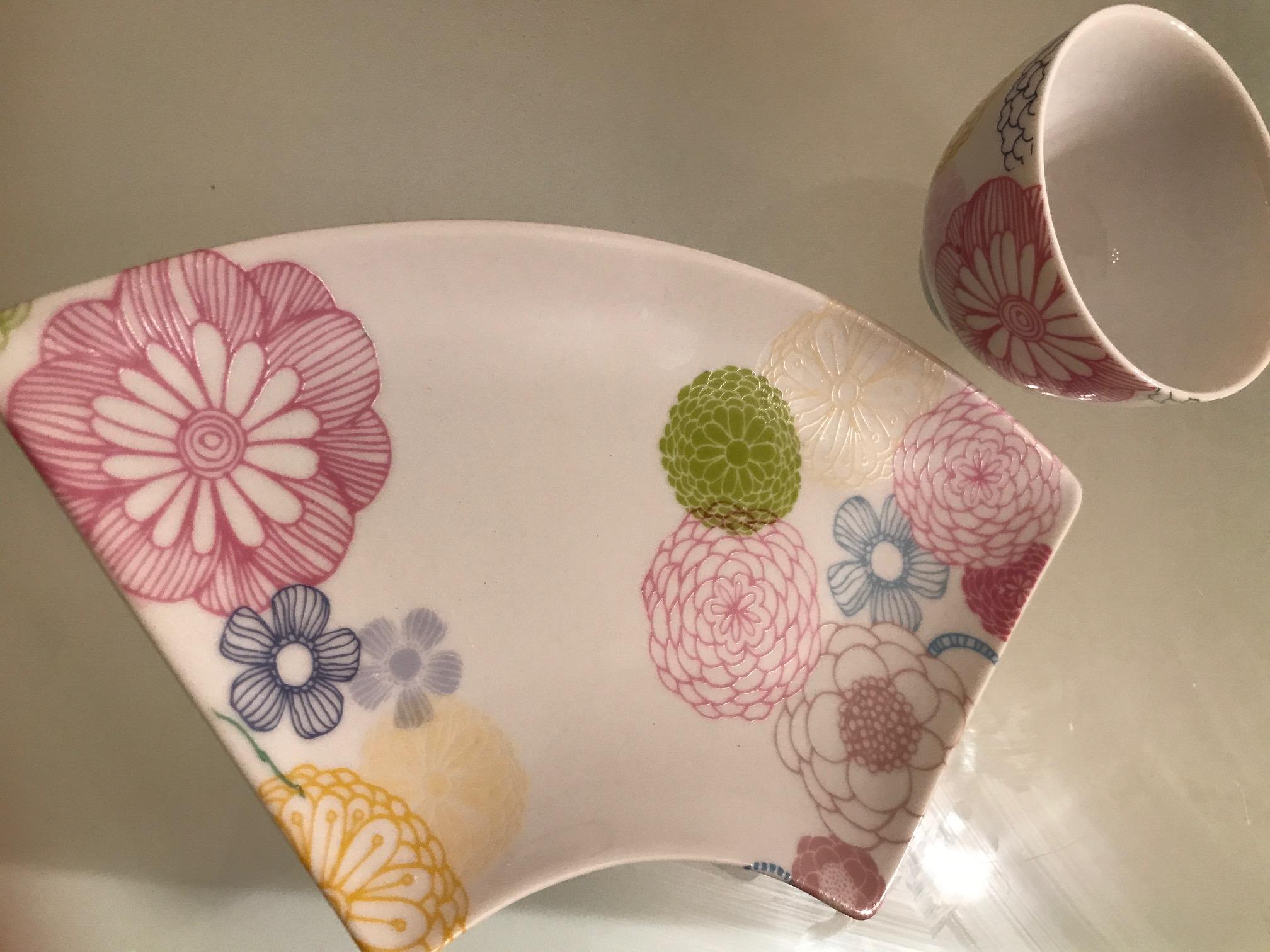 ポーセラツで手作り和食器体験!!好きな柄で自分だけのお皿を!