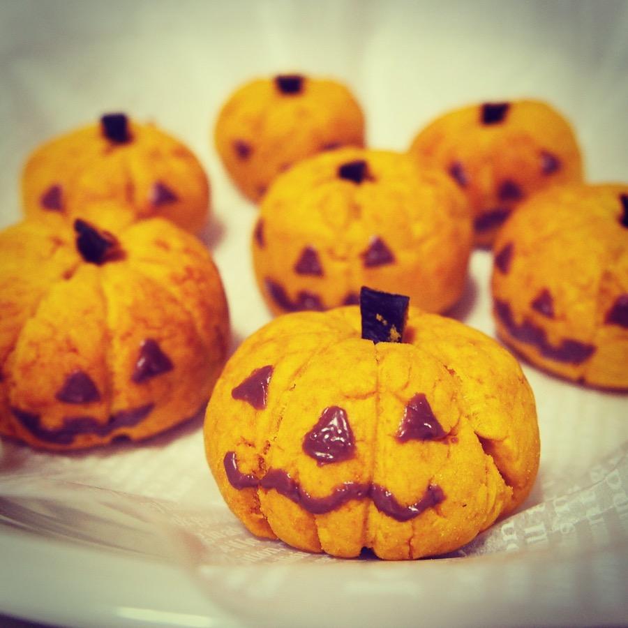 【ハロウィン・レシピ】簡単でかわいい!HMで作るかぼちゃスコーン