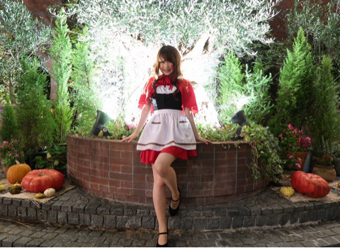 TGC公式ナイトパーティー♡CINEMA Halloween Party