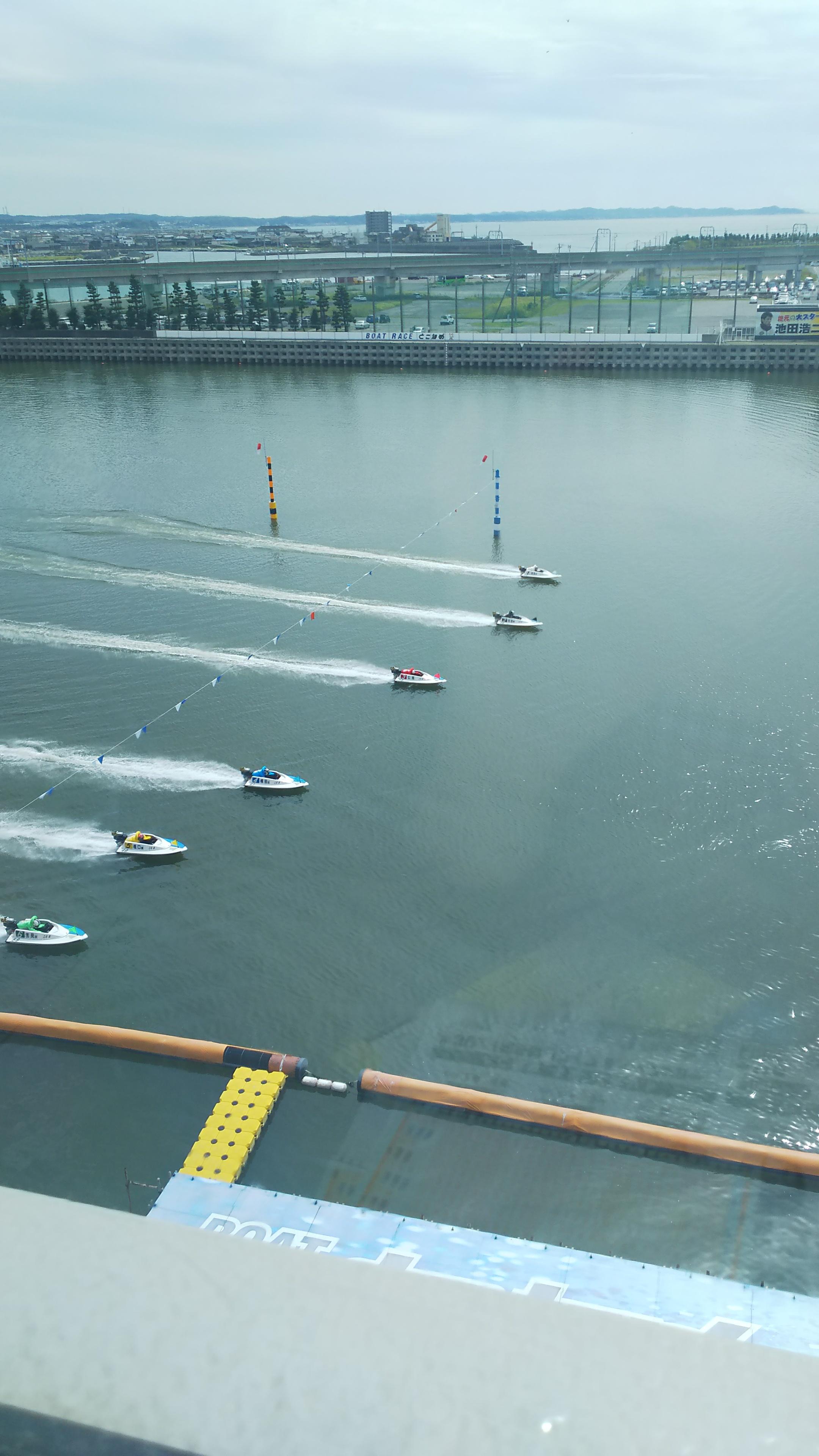 イメージが変わった!シティイベント、ボートレース