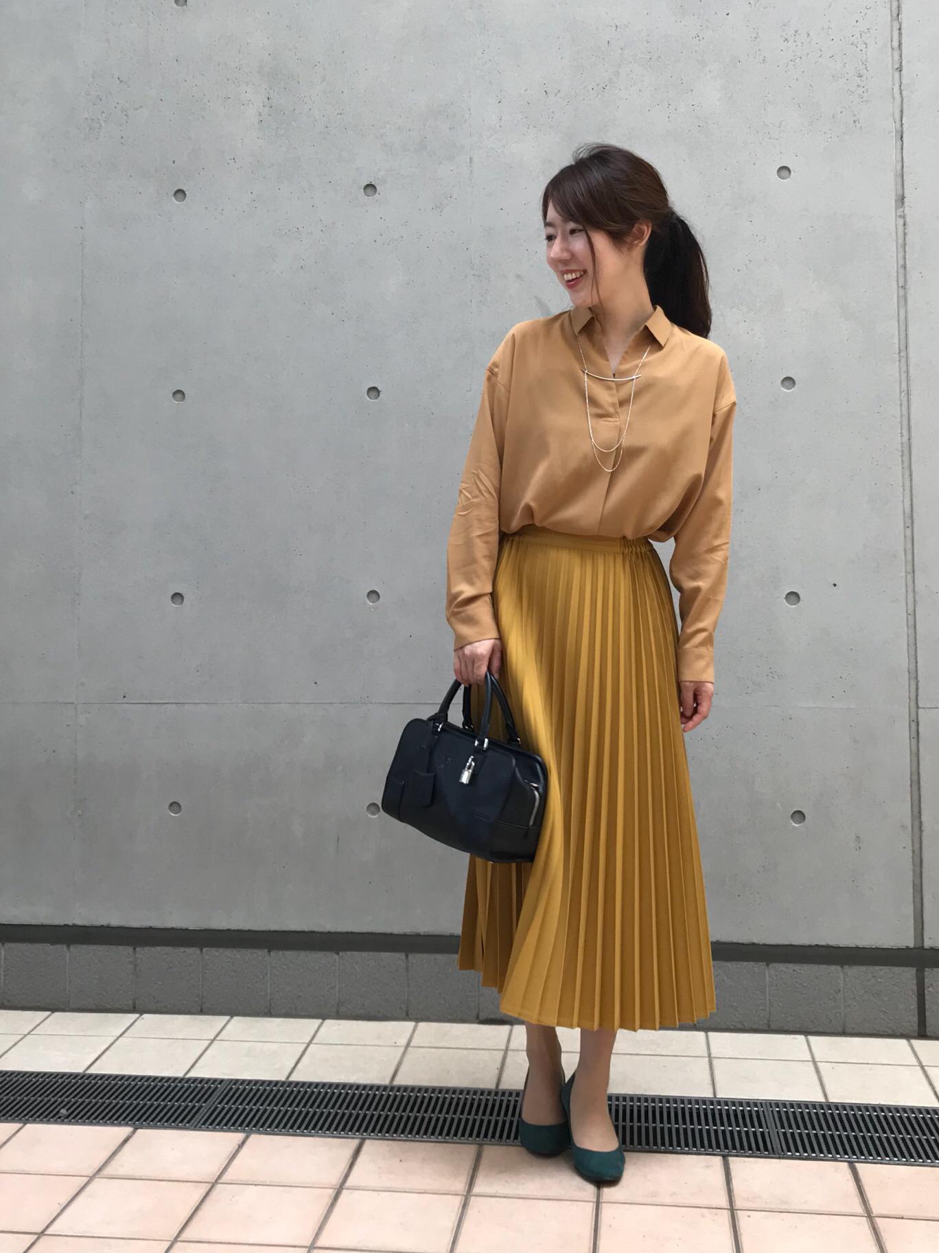 買ってよかった【ユニクロ・GUアイテム】~秋カラー