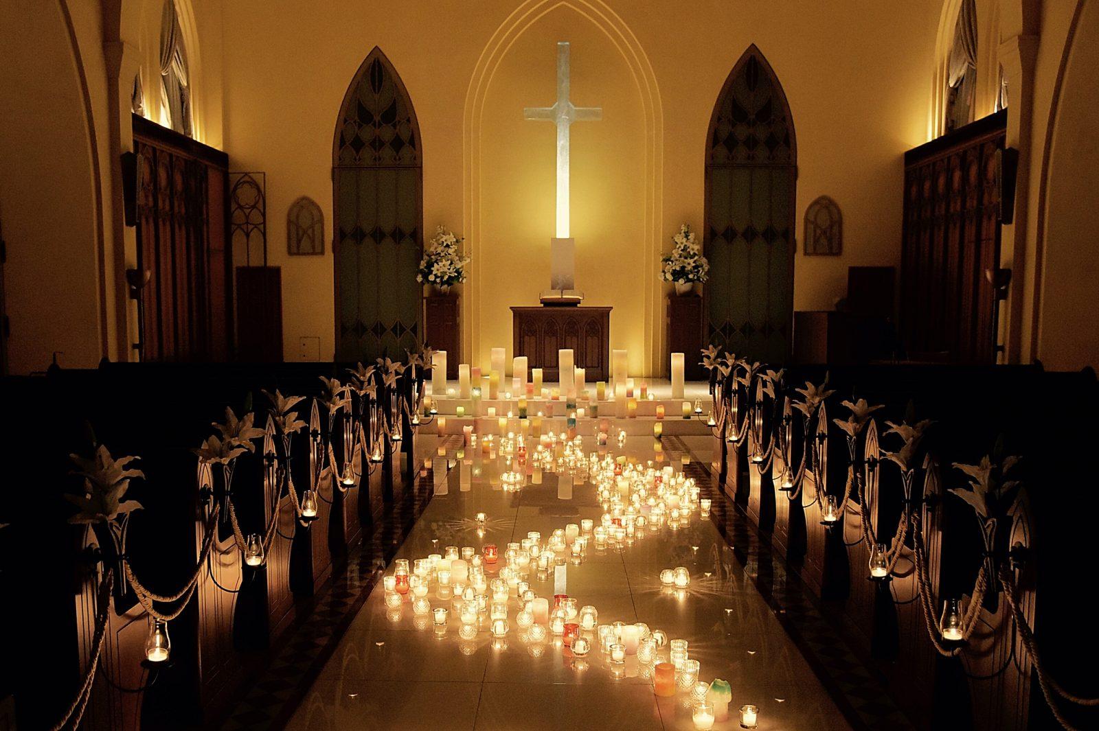 クリスマス目前! 気分を高める赤坂ル・アンジェ教会のイベント3つ