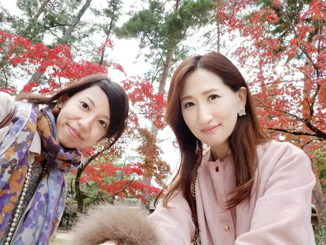 京都で強力な金運UPのパワースポット❤️トムちゃんと♪