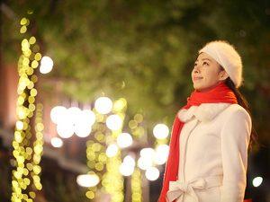 風水的ポイントをチェック★ 冬のお出かけスポットとファッションカラー