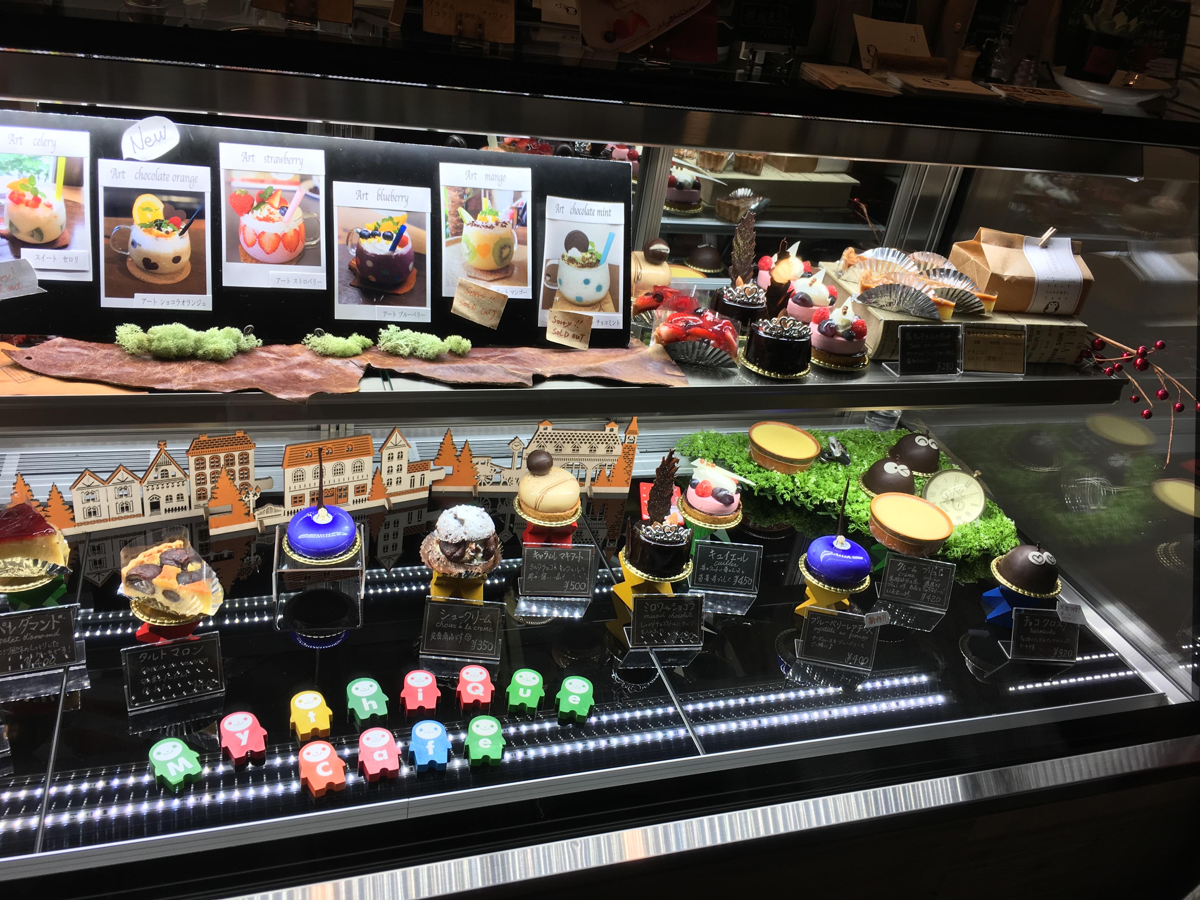 【Cafe*Vol.9】仙台駅近★美味しいケーキが頂けるカフェ