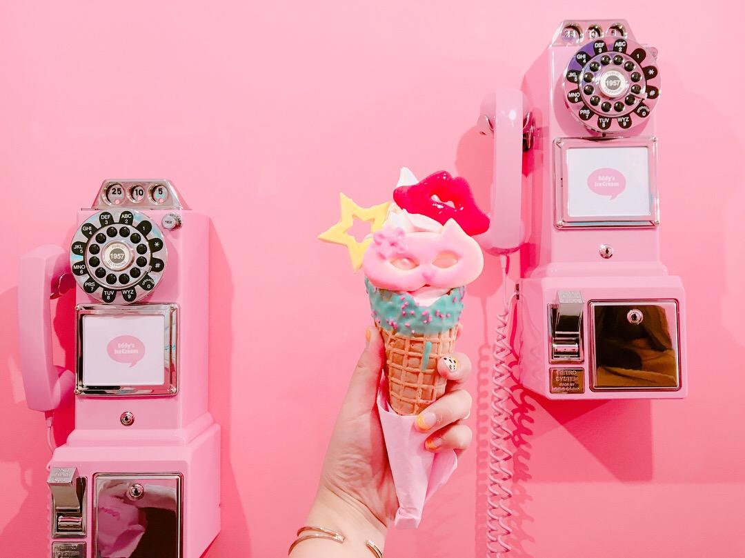 ♡ピンクで可愛い フォトジェニックスポット♡