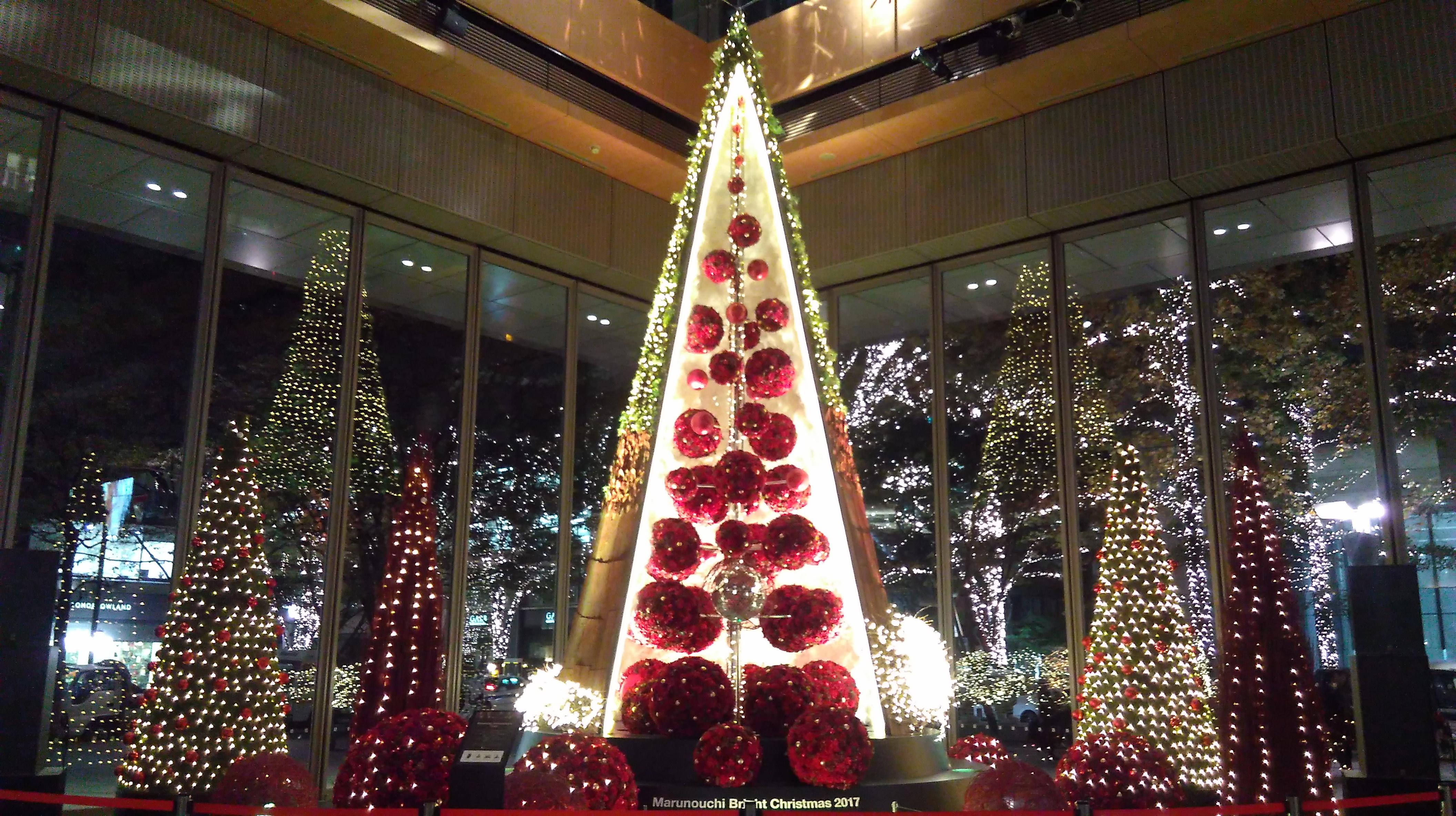 【丸の内】2017年クリスマスイルミネーションを120%楽しむ