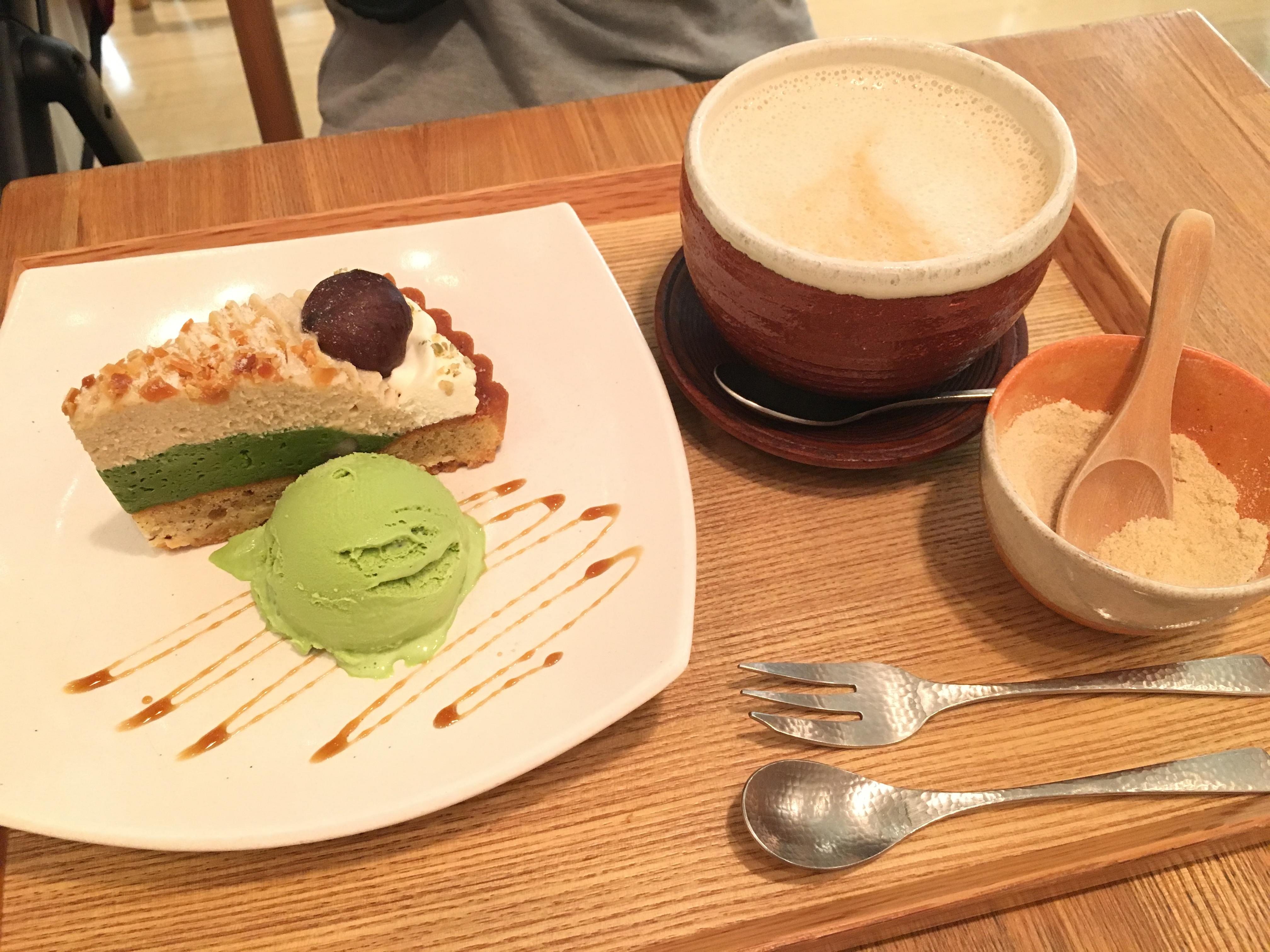 渋谷の穴場 和カフェ saryo