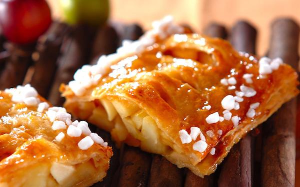 甘酸っぱくて美味しい! 秋の果物を使ったスイーツレシピ