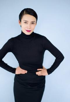 中谷美紀さんにインタビュー|シティリビングWeb