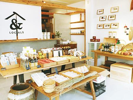 九州・山口エリアのアンテナショップ「&LOCALS」がけやき通りにオープン!