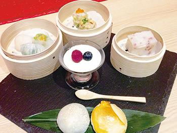 高級広東料理の人気老舗店が「台湾飲茶カフェDAISANGEN」をオープン