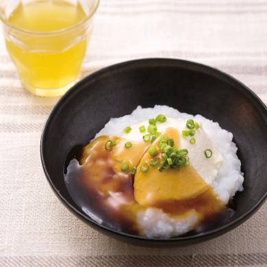 あんかけ豆腐粥