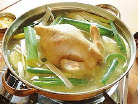 ワタシのスキ!「鶏を丸ごと1羽煮込んだ タッカンマリでポカポカ!」