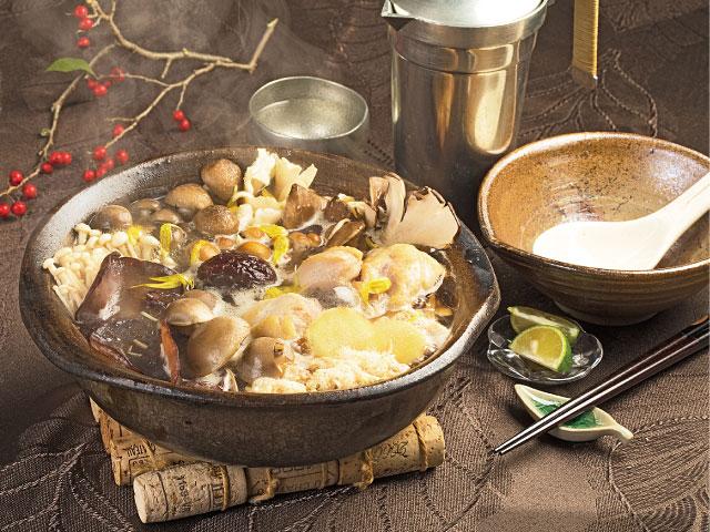 【今回の食材:キノコ】キノコ鍋