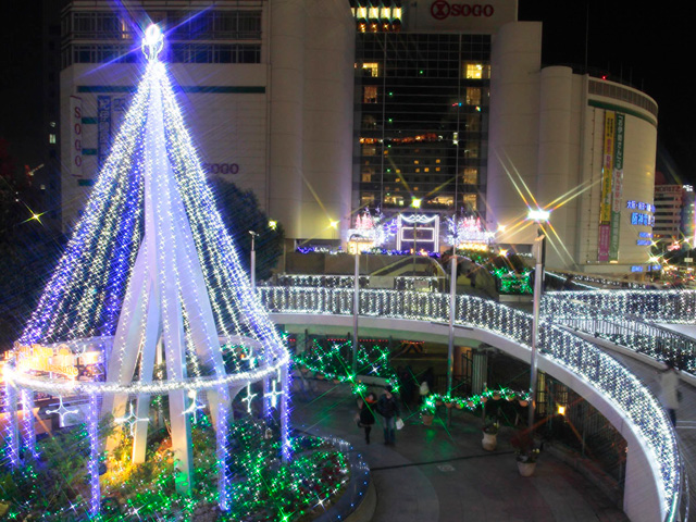 """足元もメイクも""""旬顔""""に! そごう神戸でオトナのクリスマス"""