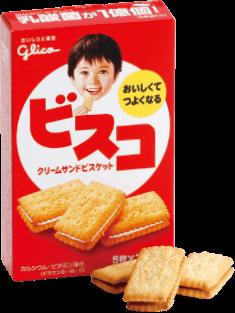 江崎グリコ「ビスコ」