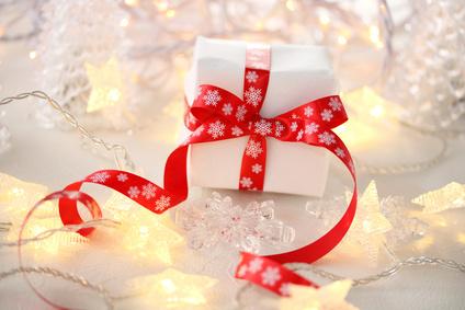 クリスマスプレゼントは誰かにあげる?