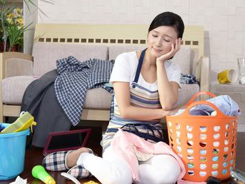 【仕事と家庭の両立】家事を頑張りすぎると不健康に?