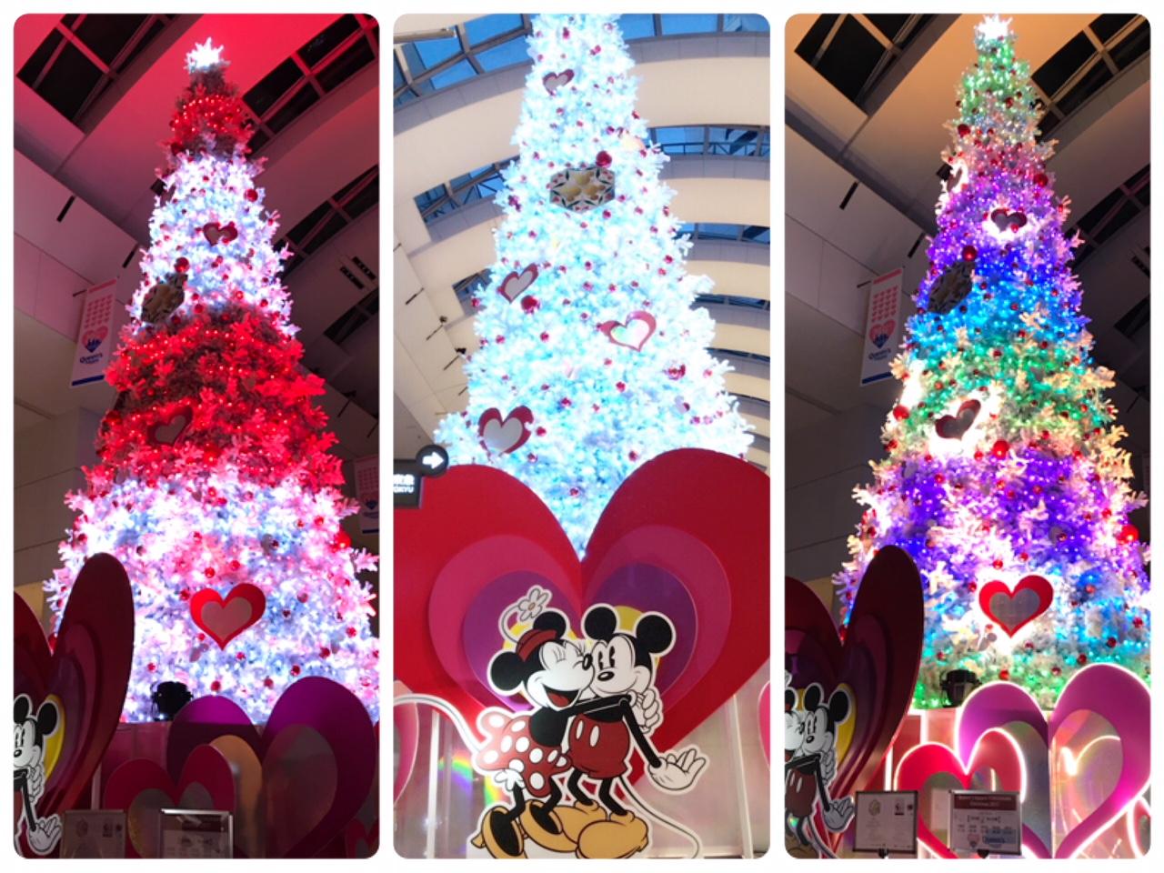 ディズニーの光の魔法!みなとみらいクリスマスデートはここで決まり!