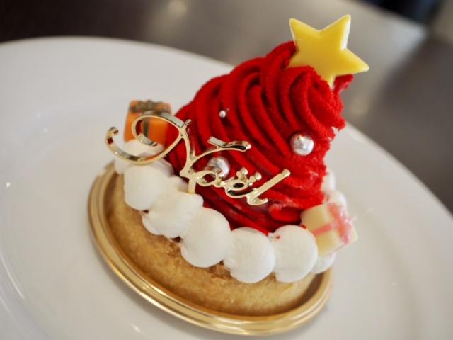 ♡ストーリー仕立ての可愛いクリスマスケーキ♡