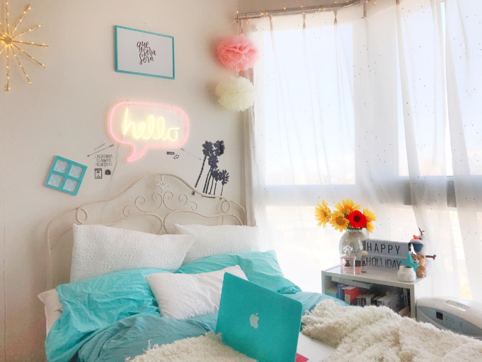 【DIYインテリア】お金をかけずにお部屋を可愛くRoom Decor!