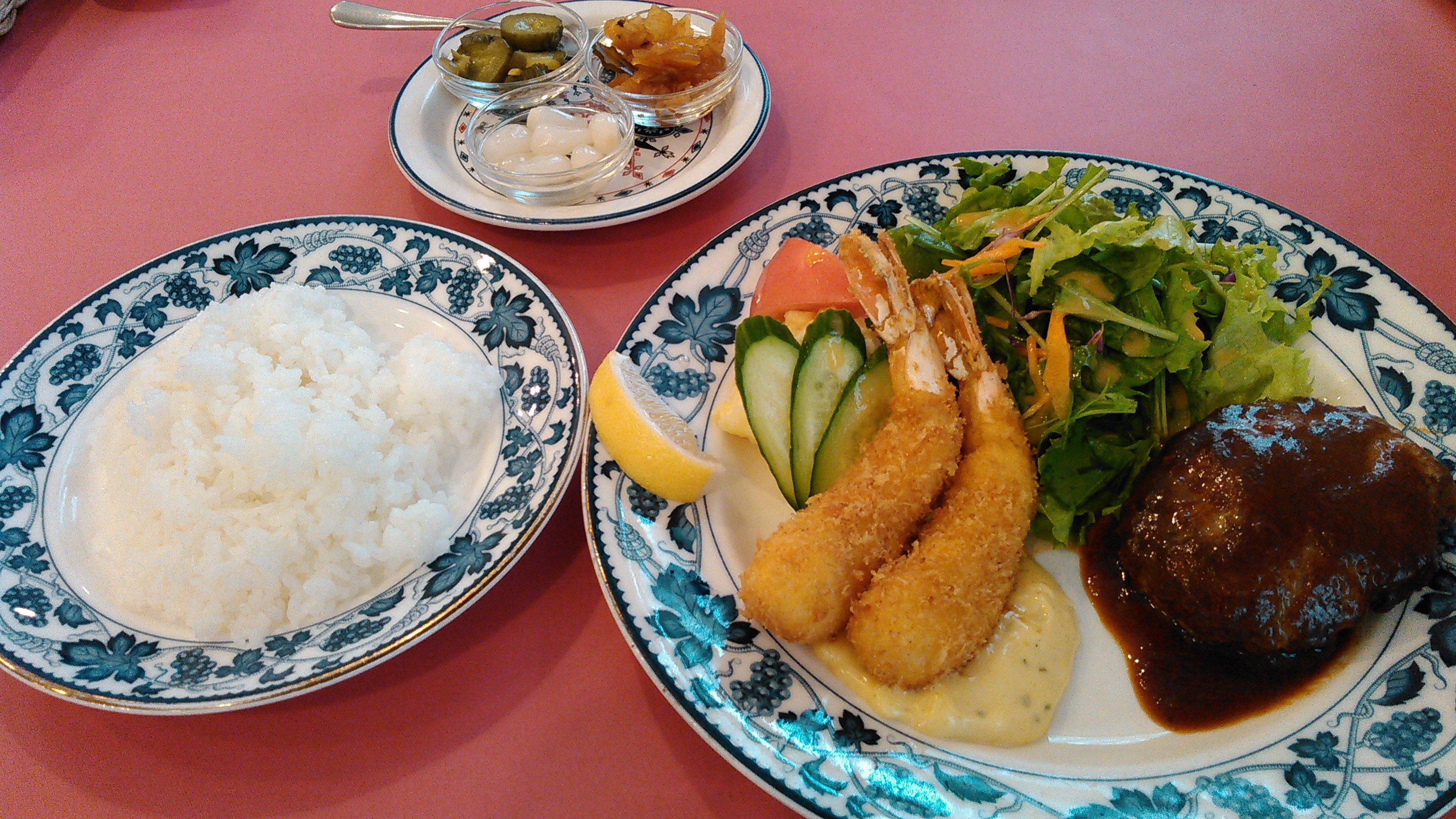 【京都】手頃で美味な洋食屋さん♪