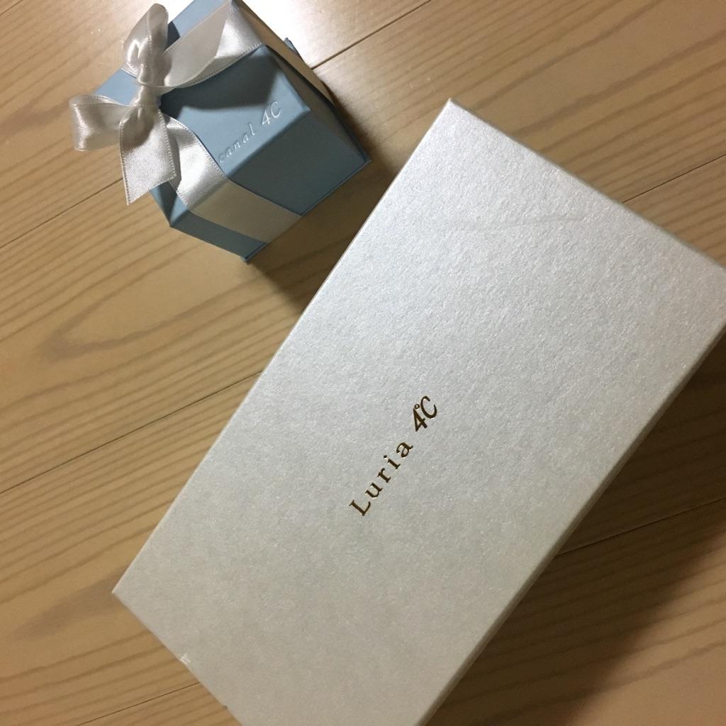 クリスマス★自分へのご褒美に4℃でお買い物w