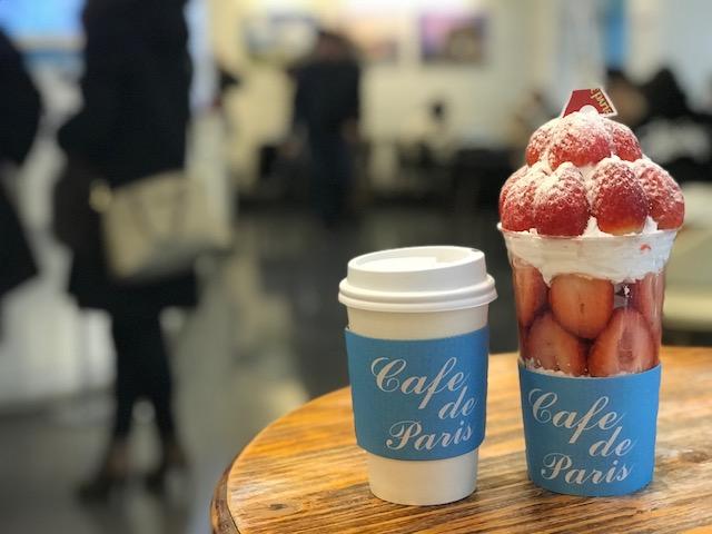 韓国に行くならここはマスト!インスタでも話題のカフェで人気メニューを♥