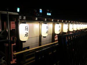 大阪最大級の屋形船「陽雅(ようが)」の試乗会に行ってきました!