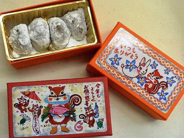プチギフトに♪ 松屋銀座の広報に聞いた1,000円以内の手土産BEST3