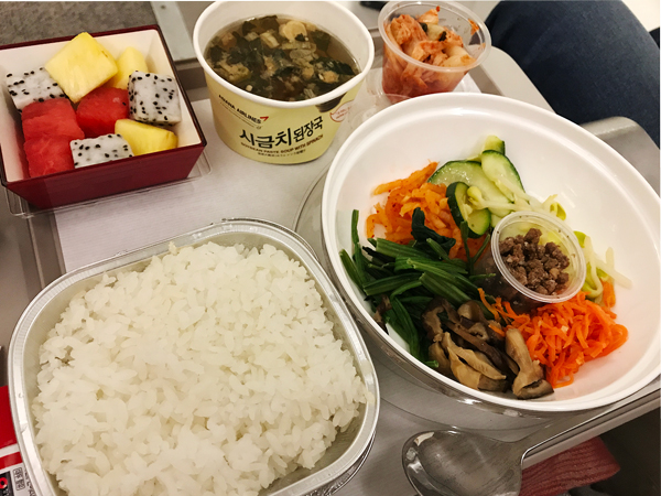 女性にうれしい♪ アシアナ航空で本場韓国の味を満喫しよう!