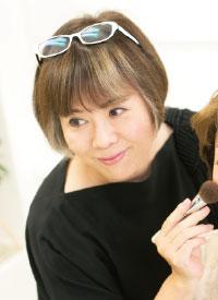 美容家 奥田浩子さん