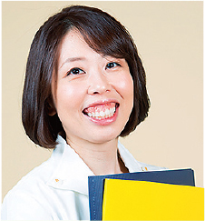 吉野加容子さん