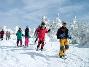 長野県阿智村で自然体験を!2月のスノーシューイベントの参加者募集中