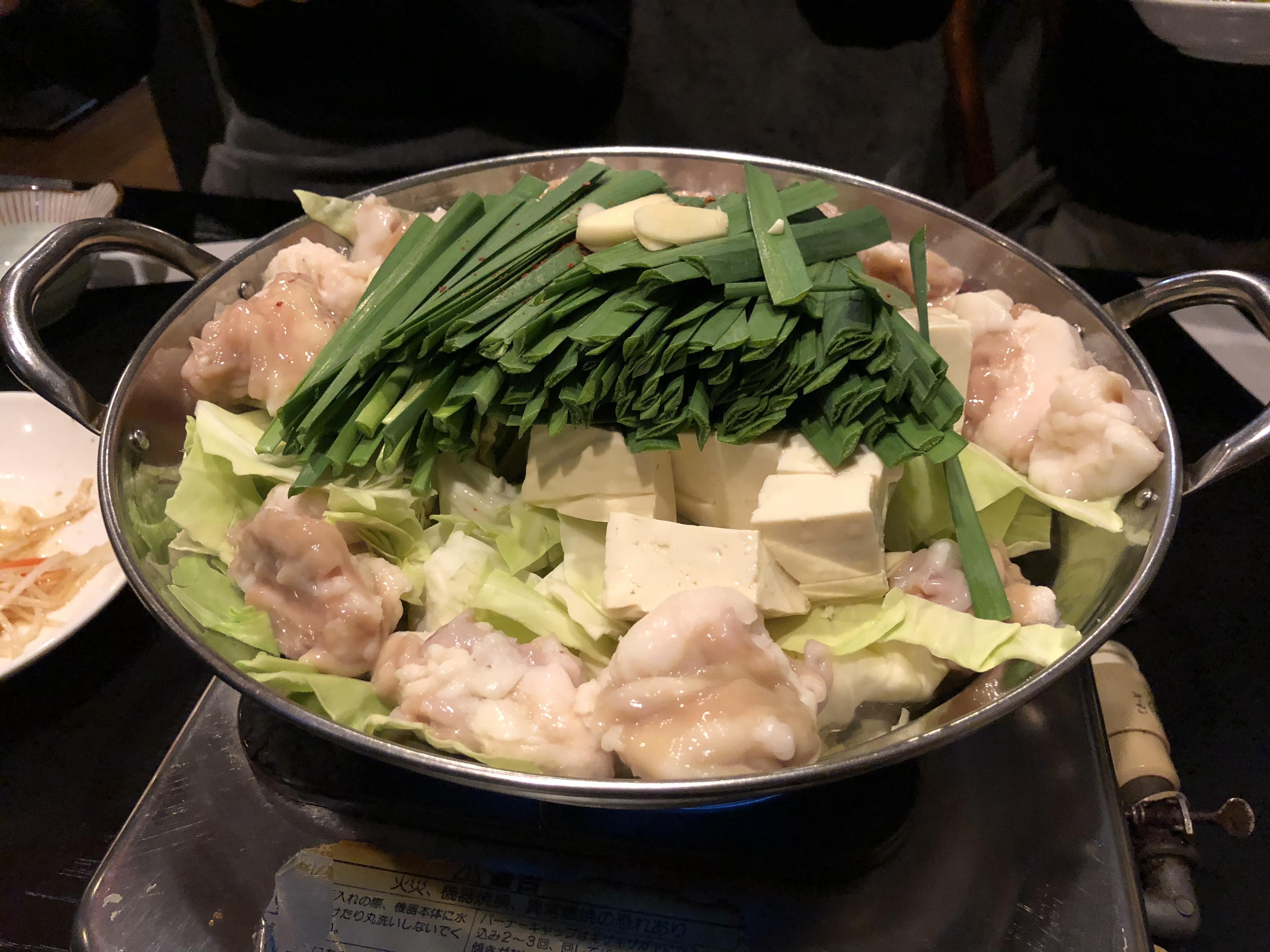元祖名古屋♥️もつ鍋専門店