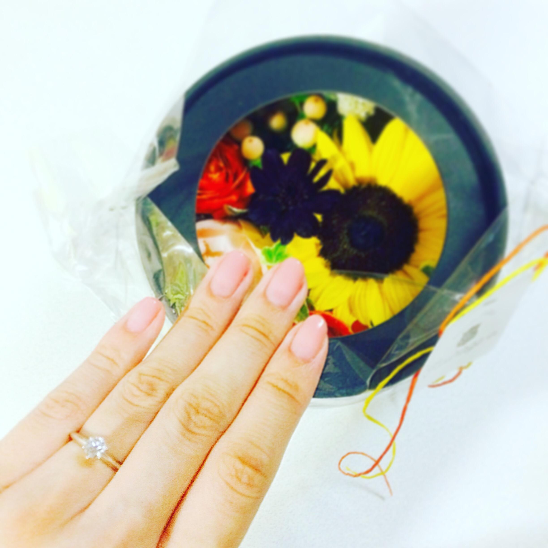 婚約指輪、どうしてる♡?