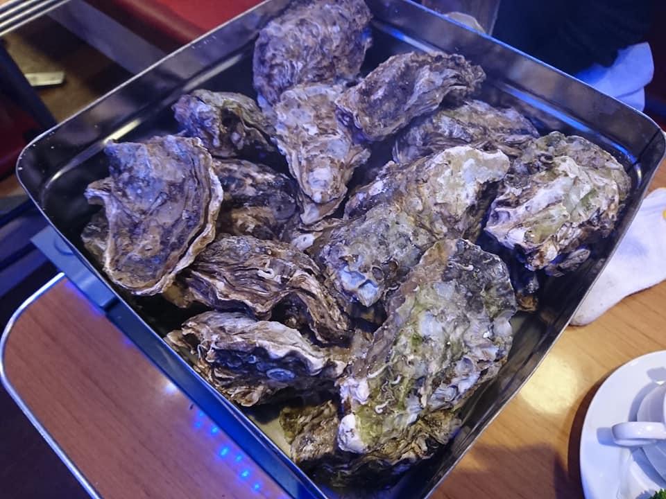 【牡蠣缶缶焼き食べ放題】有楽町でお腹いっぱい牡蠣を食べ尽す!