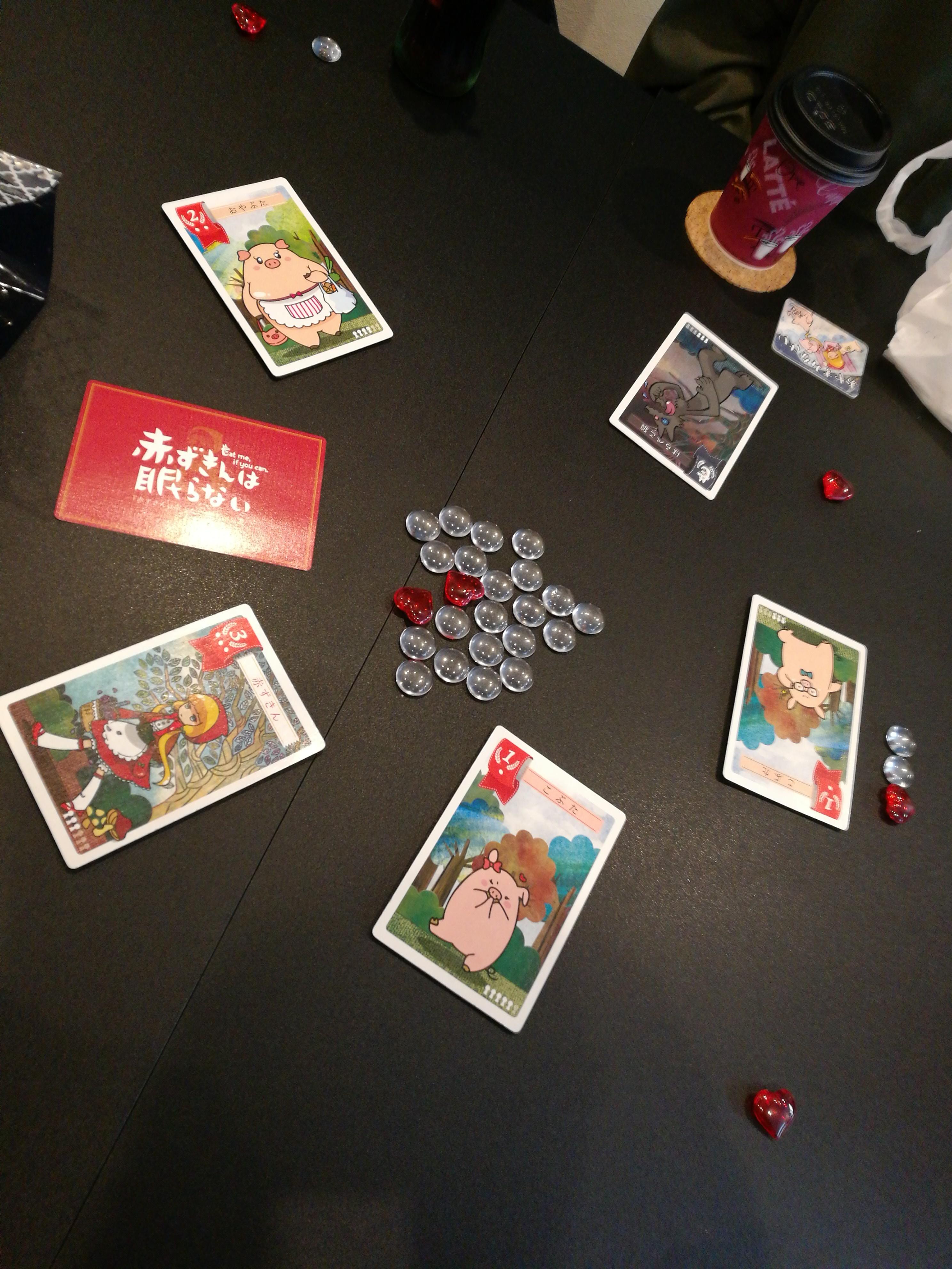 初心者でもできるボードゲーム3選♣︎